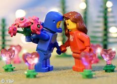 """838 Likes, 40 Comments - Ethan - Lego® Photographer (@yellowbrickpics) on Instagram: """"💢A Surprise For Her"""""""