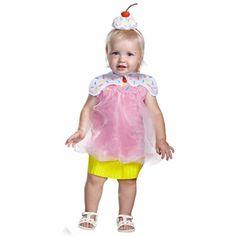 Toddler Cutie Cupcake Costume