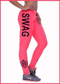 SWAG Fitness Leggings