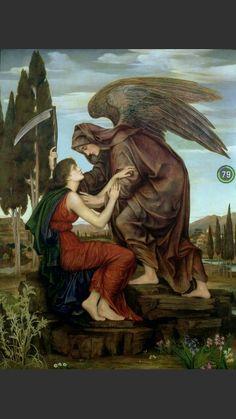 *AZRAEL* (The Angel of Souls/Death)