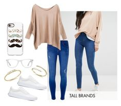 """""""Untitled #132"""" by designsby-caroline on Polyvore featuring New Look, Dorothy Perkins, Vans, Muse, Casetify, Meira T and Zoë Chicco"""