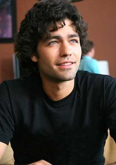 Adrien Grenier, reminds me of my ex a bit... :/