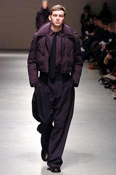 Raf Simons | Fall 2005 Menswear Collection | Style.com