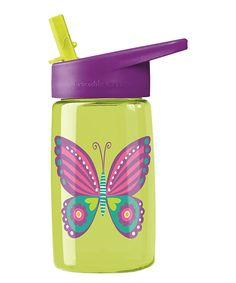Take a look at this Butterfly 16-Oz. Tritan Water Bottle today!