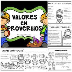 Valores+en+proverbios.jpg (1600×1600)