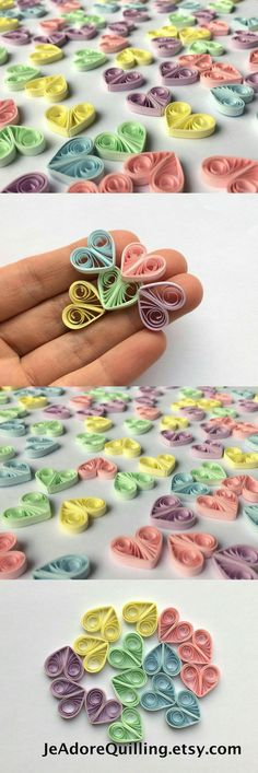 Paper Quilling Cards, Origami And Quilling, Quilled Paper Art, Origami Paper Art, Paper Quilling Designs, Quilling Craft, Quilling Patterns, Paper Quilling For Beginners, Origami Gifts
