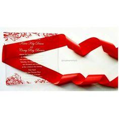Acrylic/Lucite Wedding Invitations #Acrylicinvitations Acrylic Invitations, Bespoke Wedding Invitations, Invitation Design, Special Day