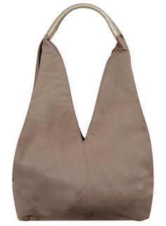 Brown double handle shopper - a perfect carryall for the office or a day of  running e1ce30d8a87c5