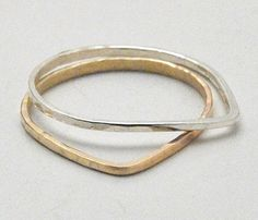 Droplet Ring by Favor Jewelry