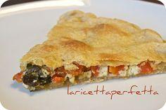 Torta Salata Vegan by La Ricetta Perfetta, via Flickr