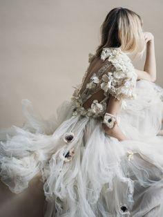 The Romantic world of Michelle Hébert  | Bridal Atyle Inspiration || The Bridal Atelier || www.thebridalatelier.com.au