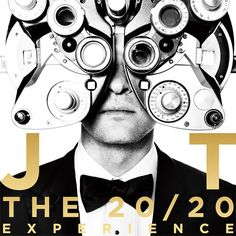Justin Timberlake's New Album Artwork, Track List Revealed. Can't wait for March 14!