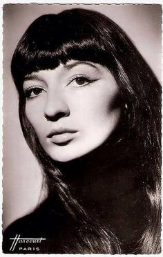 Juliette Greco, actress
