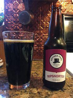 Ripsnorter by Refined Fool Brewing Company; Sarnia, Ontario, Canada.