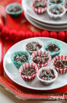 Crock Pot Candy | inspiredbycharm.com #IBCholiday