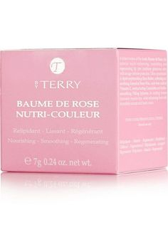 By Terry - Baume De Rose Nutri-couleur - Toffee Cream - Antique rose - one size