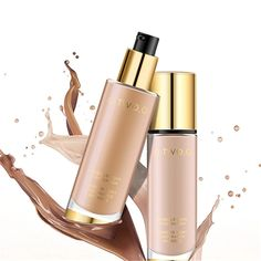 TWO.O Liquid Foundation Invisible Full Coverage Make Up Concealer Whitening Moisturizer Waterproof Makeup Foundation Liquid Foundation, Makeup Foundation, Make Up Concealer, Tages Make-up, Full Coverage Makeup, Make Up Braut, Day Makeup, Makeup Ideas, Makeup Tips