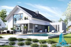 Дома с мансардой | Proiectari si Constructii - Part 2