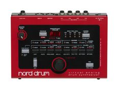 The Nord Drum Synth   Meet your new Bestie   Dolphin Music