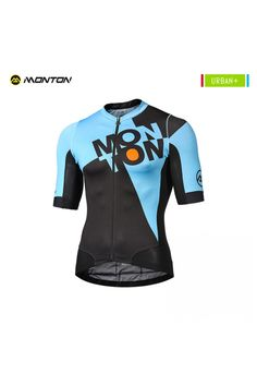 6fdaf9527 Buy 2018 Black Blue Men s Sublimation Cycling Jersey Online