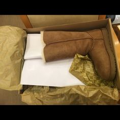Triple Bailey button uggs Just like new worn once cleaned and water proofed 100% authentic real uggs UGG Shoes Winter & Rain Boots