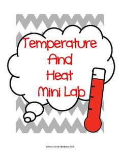 """One """"mini"""" lab -or shortened activity- to reinforce or introduce concepts to students. I call these activities """"mini labs"""" because they are simple . Science Curriculum, Science Lessons, Teaching Science, Physics Lab, Third Grade Science, Student Teaching, Future Classroom, Labs, Social Studies"""