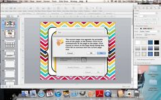 How to save a powerpoint as a pdf for Teacher's Pay Teachers.