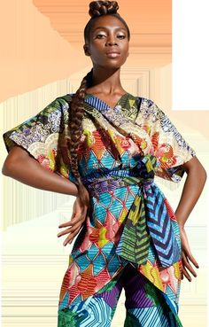Vlisco Fashion Show | VLISCO
