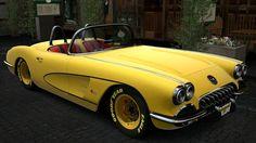 Corvette'60 by FALCONE-NOSTRA