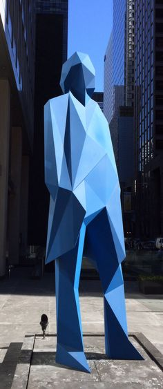 2014.2.28 Sculpture on the Avenue of the Americas