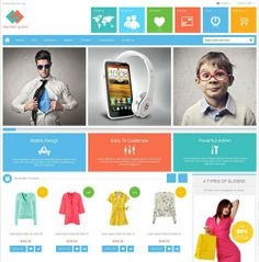 Metroshop Magento Theme for Ecommerce