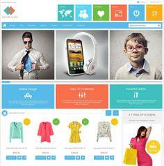 Metroshop Magento Theme for Ecommerce