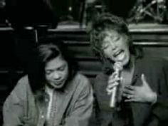Whitney Houston - Count On Me Featuring CeCe Winans