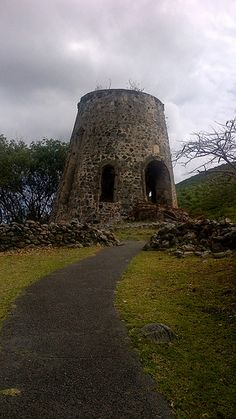 Annaberg Sugar Mill - Annaberg Plantation, as of 1780, was one of 25 active sugar producing factories on St. John
