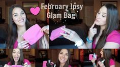 I absolutely LOVED this month's #ipsy #glambag!! So stinkin cute!! Love love loved it!