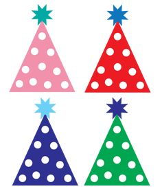 Free party hat clipart