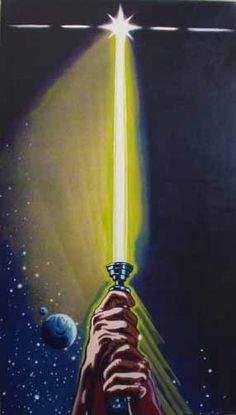 The Sword of the Jedi