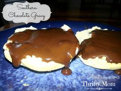 Southern Chocolate Gravy