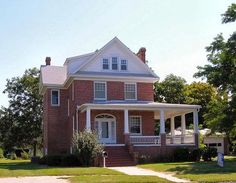 1925 Colonial in Cape Charles, Virginia