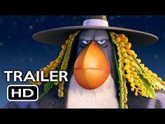 Surf's Up 2: WaveMania Official Teaser Trailer #1 (2017) John Cena Animated Movie HD - YouTube