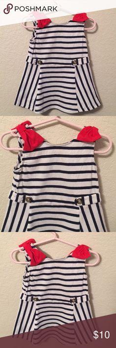 Maggie & Zoe. Toddler Sailor dress ❤️ Maggie & Zoe. Toddler Sailor dress maggie & Zoe Dresses Casual