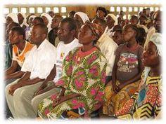Kristinusko Afrikassa.