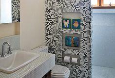 soluções para banheiros muito pequenos - Pesquisa Google
