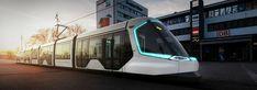 La Compagnie des Transports Strasbourgeois a choisi le projet de Peugeot Design Lab et Alstom pour créer son nouveau tramway qui verra le jour fin 2016.