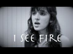 I See Fire (Ed Sheeran) | Cover by Shirley Setia - YouTube