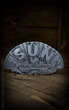 Rumble59 - Buckle Sun Records Company - Rockabilly Rules - Onlineshop