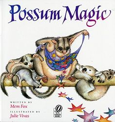 Booktopia has Possum Magic, Voyager Books by Mem Fox. Buy a discounted Paperback of Possum Magic online from Australia's leading online bookstore. Mem Fox Books, Possum Magic, Best Toddler Books, Good Books, My Books, Aussie Christmas, Book Reviews For Kids, Thing 1, This Is A Book