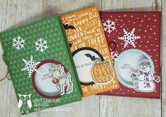 Peek-a-boo window card by lizzier - Cards and Paper Crafts at Splitcoaststampers