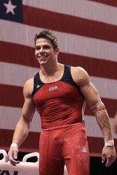 Chris Brooks - USA, gymnastics