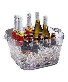 Wine Tools Prodyne Square Party Tub